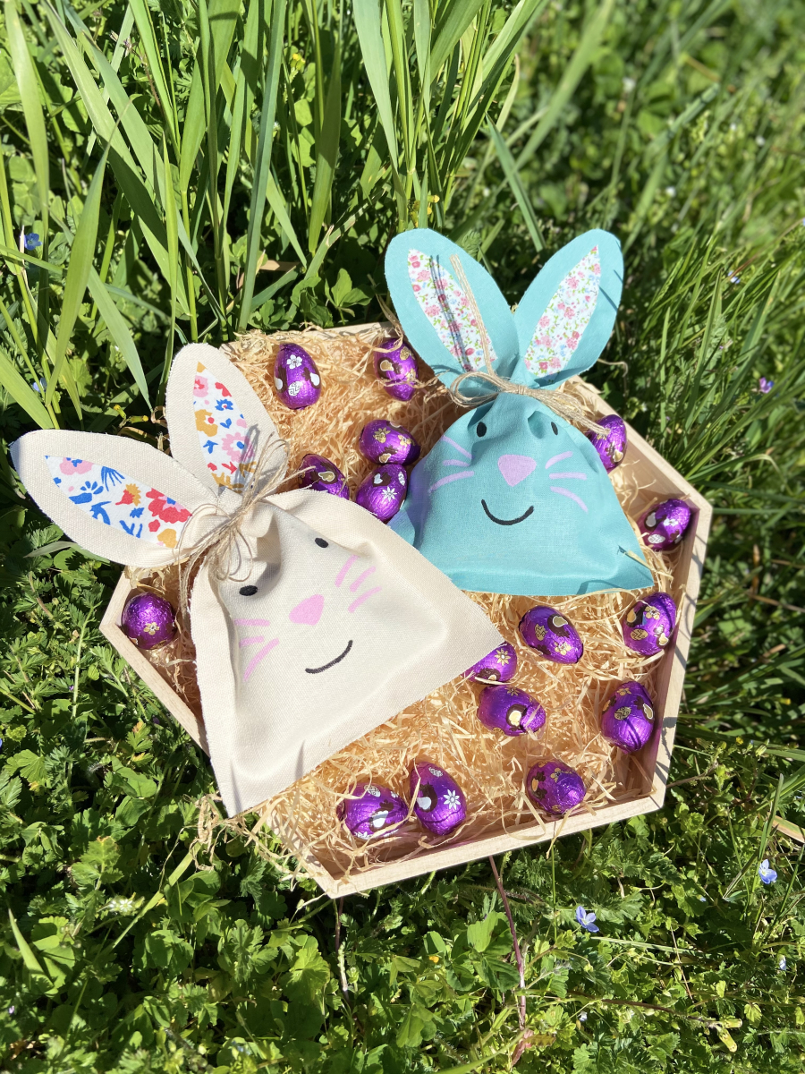 Photo : DIY - Bunny bag