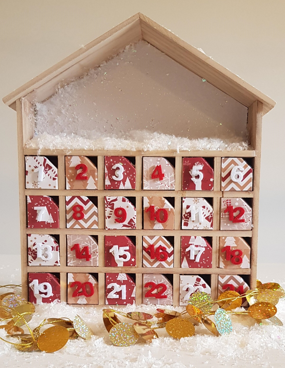 Photo : DIY - Advent Calendar